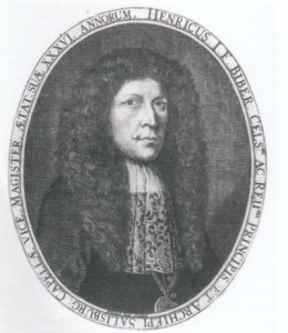 Ignaz Franz von Biber