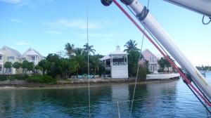 Hafeneinfahrt von Hope Town
