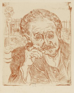 """Vincent van Gogh: """"Mann mit der Pfeife"""""""