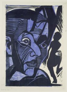 """Ernst Ludwig Kirchner: """"Melancholie"""""""