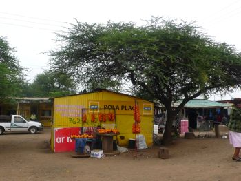 Obstmarkt in Swaziland