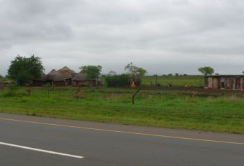 Siedlung in Swaziland
