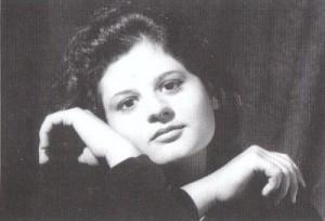 Die Dirigentin Stamatia Karampini