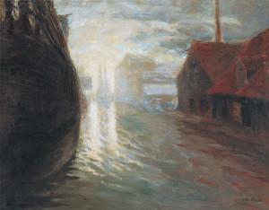 Emil Nolde: Kanal