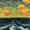 Emil Nolde: Herbstmeer