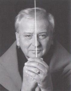 Dirigent Ralf Weikert