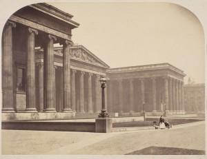 """Fenton: """"British Museum"""" (1858)"""