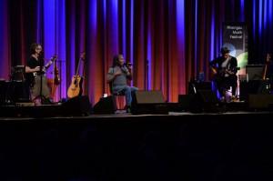 Bobby McFerrin und seine Band in der Phönix-Halle Mainz