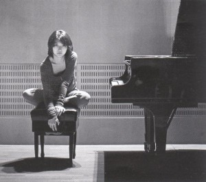 Die Pianistin Claire Huangci