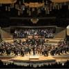 Das Deutsche Symphonie-Orchester Berlin mit Violinsolistin Janine Jansen in der Berliner Philharmonie