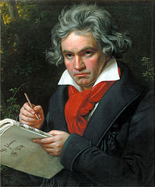 Ludwig van Beethoven (Quelle: Wikipedia)