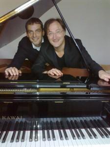 Gerd Kaufhold (l.) und Ralph Dillmann (r.)