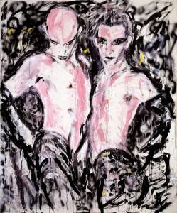 """Castelli """"Berlin Nite"""" (1979)"""