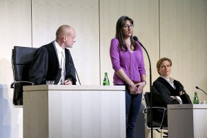 Martin Rentzsch, Constanze Becker, Bettina Hoppe