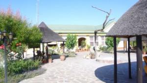 Die Lodge Onduruquea