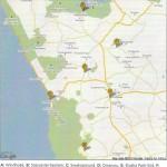 Reiseplan Die Stationen der Reise