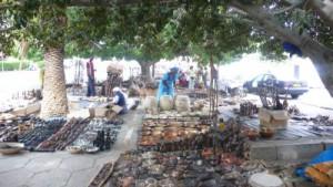 Markt in Windhoek