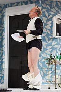Hubert Schlemmer als Frederick Fellowes
