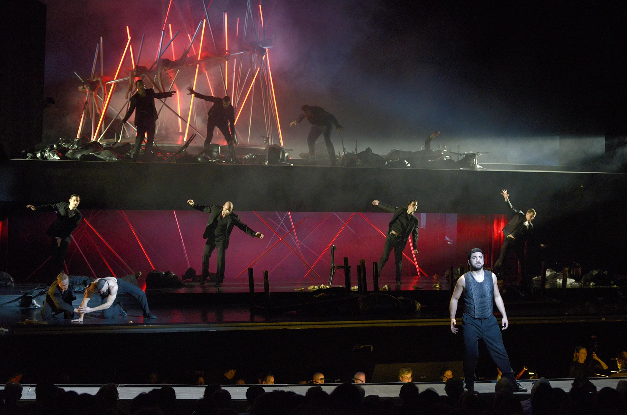 Don Giovanni; Foto: Bettina Stoess