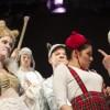 (v.l.n.r.) Ziege Gisela, Rotkäppchen, Schweinchen Schlau; Foto: Neuköllner Oper