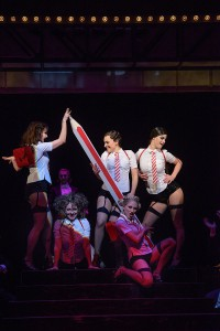 Cabaret-Girls