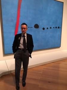 Joan Punyet Miró, der Enkel des Künstlers