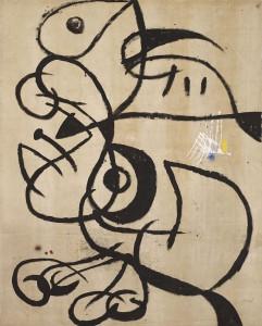 """""""Zwei Raubvögel"""", 1973"""