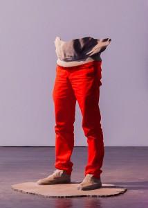 """Mark Leckey """"Leckey Legs"""", 2014"""