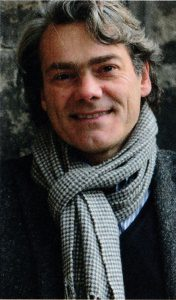 Der Pianist Gerold Huber