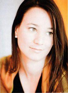 Die Sopranistin Christina Landshamer