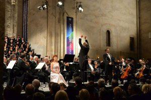 RMF 2016: Carl Orff: Carmina burana in der Basilika von Kloster