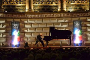 RMF 2016: Grigory Sokolov im Friedrich-von-Thiersch-Saal im Kurh