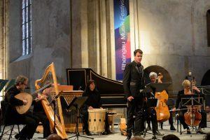 Countertenor Philippe Jaroussky und das Ensemble Artaserse
