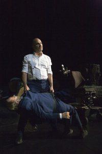 Christian Klischat (Faust) und Samuel Koch (Faust)