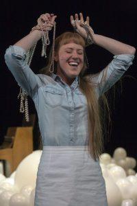 Katharina Susewind als Gretchen