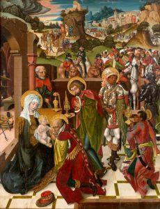 Heilige Nacht: Wiener Meister um 1490