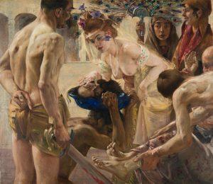 "Lovis Corinth: ""Salome II"", 1899-1900"