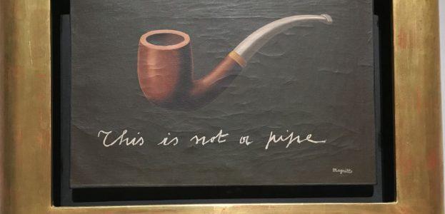 """""""Ce n´est pas une pipe"""""""