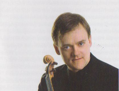 Der Geiger Frank-Peter Zimmermann