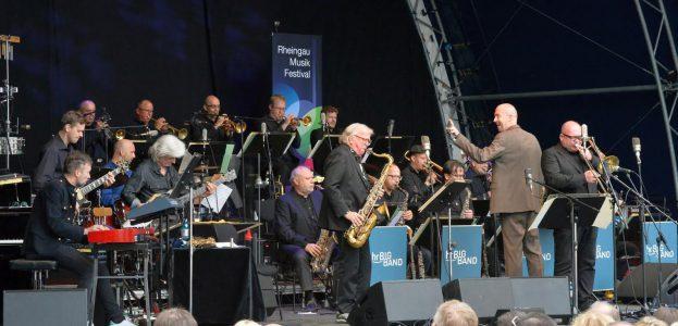 Klaus Doldinger mit seinem Passport-Ensemble und der hr-Bigband