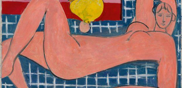 """Hanri Matisse """"Großer liegender Akt"""" (1935)"""
