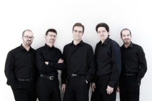 "Das ""Armoniosa""-Quintett"